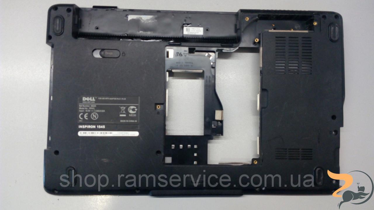 Нижня частина корпуса для ноутбука Dell Inspiron 1545, б/в