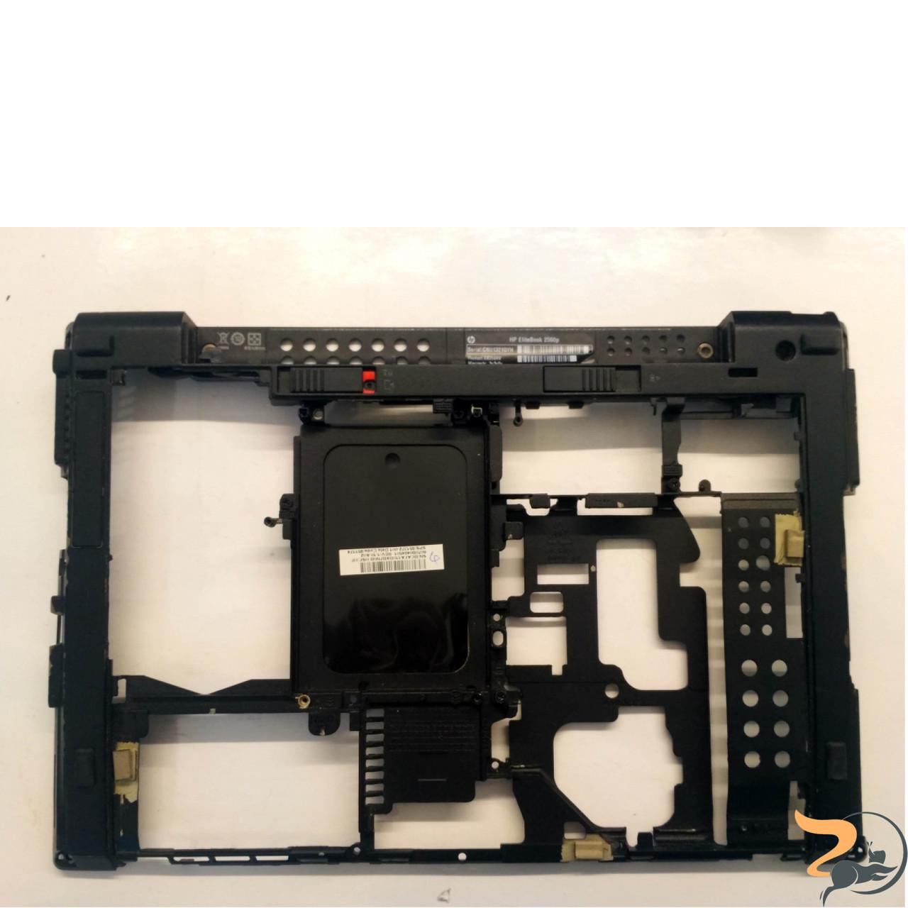 """Нижня частина корпуса для ноутбука HP EliteBook 2560p, 6070b0484501, 12.1"""", Б/В.В хорошому стані. Є пошкодження на решітці(фото)"""