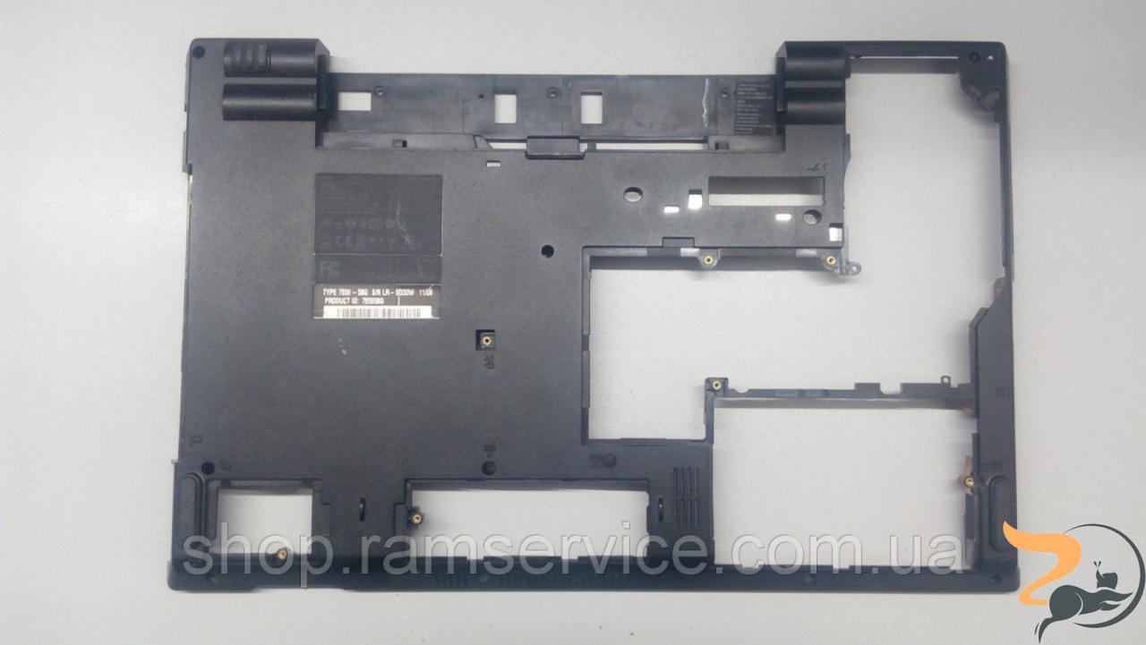 Нижня частина корпуса для ноутбука Lenovo ThinkPad L512, б/в