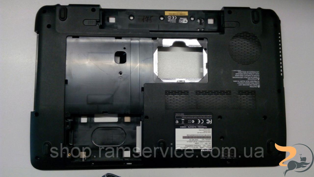 Нижня частина корпуса для ноутбука Toshiba Satelite L670D-13T, б/в
