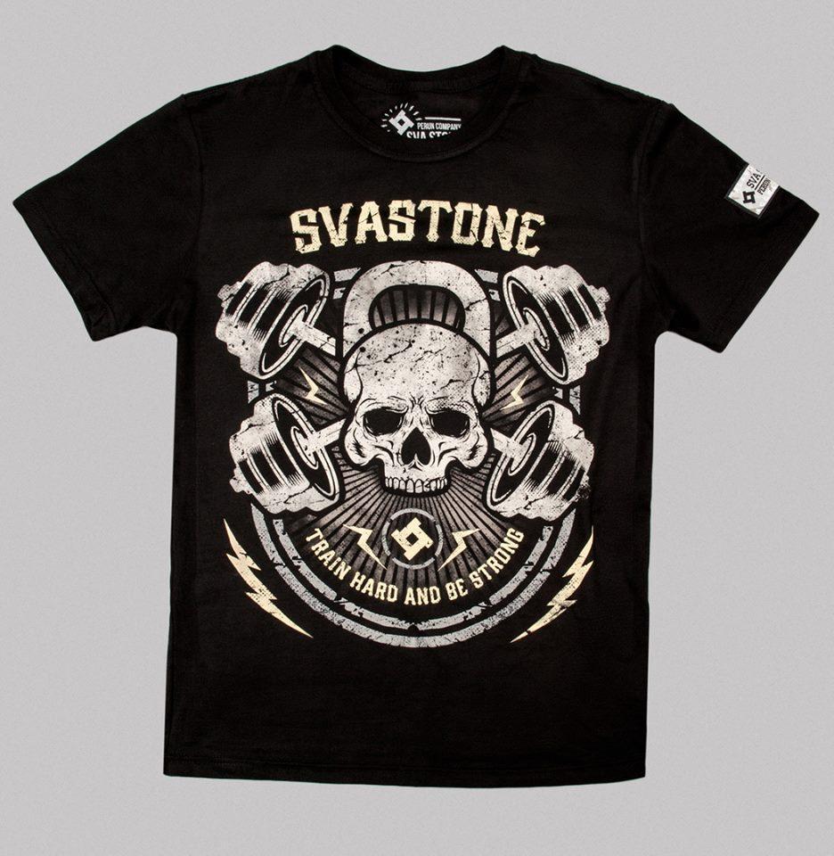 SvaStone футболка Train Hard