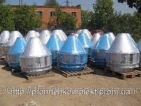 Вентилятор крышный ВКР № 8