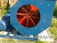 Вентилятор пылевой ВРП 5-45 № 8