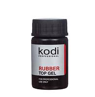 Топ каучуковый для гель-лака Kodi Professional Rubber Top, 14 мл