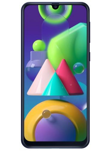 Смартфон SAMSUNG SM-M215F Galaxy M21 4/64Gb ZBU (blue)