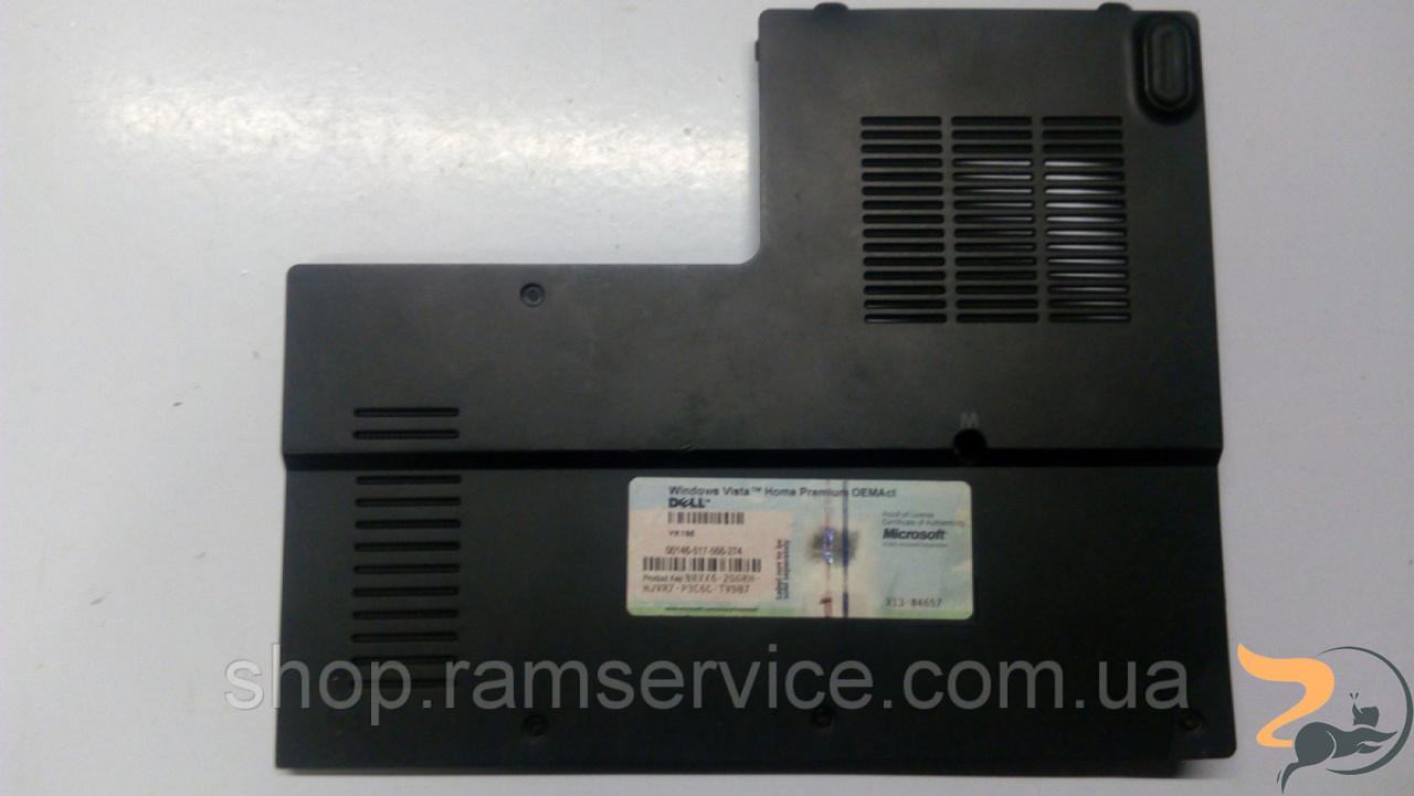 Сервісна кришка для ноутбука Dell Inspiron M1530, 60.4W115.003, б/в