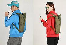 Гидратор KMS 3 литра, питьевая система в рюкзаке, рюкзак - гидратор  (hydrator-mult), фото 3