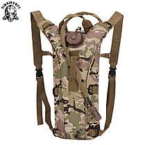 Гидратор KMS 3 литра, питьевая система в рюкзаке, рюкзак - гидратор  (hydrator-mult), фото 2