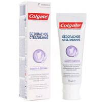 Сolgate Безопасное Отбеливание зубная паста с фторидом 75 мл Забота о деснах