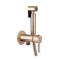 Набор для гигиенического душа скрытого монтажа Q-tap Inspai-Varius V00440001 VOT