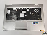 """Середня частина корпуса для ноутбука HP Elitebook 8460p, 14.0"""", 6070b0603102, 686965-001, Б/В. Продається з платою PCMI, один кут має деформацію"""