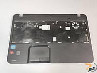 """Середня частина корпуса для ноутбука Toshiba Satellite C850, 15.6"""", 13N0-ZWA0W01, Б/В. Всі кріплення цілі. Без пошкоджень."""
