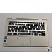 """Середня частина корпуса для ноутбука Toshiba Satellite CL10-B-100, 11.6"""", 13N0-1KA0A01, Б/В"""