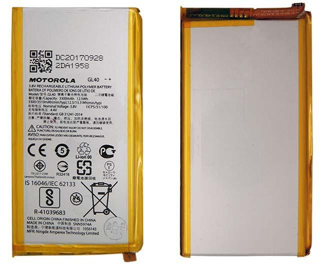 Акумуляторна батарея GL40 для мобільного телефону Motorola XT1635-02, XT1635-03 Moto Z Play