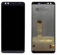 Дисплей модуль для HTC U12 Plus в зборі з тачскріном, чорний