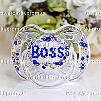 "Пустышка ""Boss"""