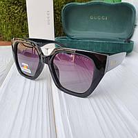 Очки женские солнцезащитные GUCCI replica AAA (GC001)
