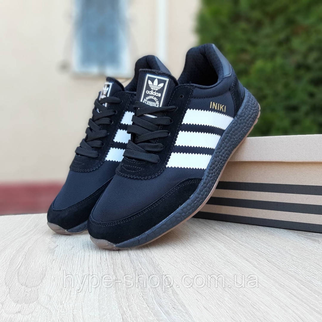 Мужские Кроссовки в стиле Adidas Iniki Все размеры