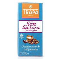 """Молочний шоколад """"Trapa Sin lactosa"""" без лактози, 100 г"""