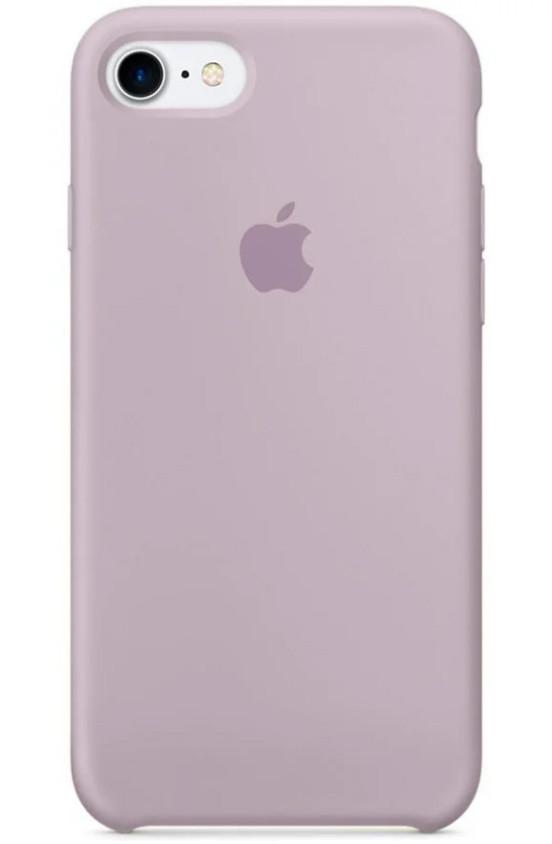 Задняя накладка Hi-Copy Silicone Case APPLE IPHONE 7 | 8 (№7 LAVANDER)