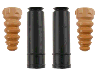 Пыльник амортизатора комплект AUDI, SKODA, Volkswagen задний (производство SACHS) (арт. 900147), rqc1qttr