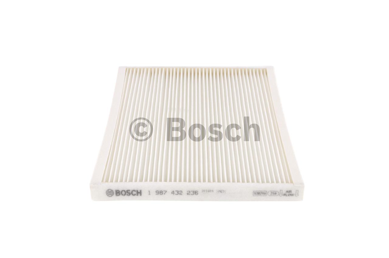 Фильтр воздушный MITSUBISHI (производство Bosch) (арт. 1987432236), rqx1qttr