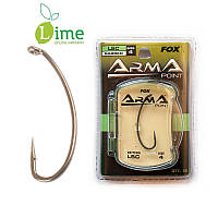 Крючки Fox Arma Point LSC  (уп.10 шт)