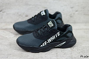 Мужские кроссовки Off-White (Реплика) (Код: Fl c/р  ) ►Размеры [41]