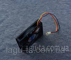 Вентилятор 80мм*80мм*15мм - DC12в. 3pin., фото 3