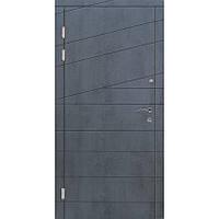 """МДФ Накладка на двери """"Диагональ 2"""""""