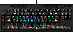 Клавиатура проводная Redragon Magig-Wand RGB USB Black (77547)