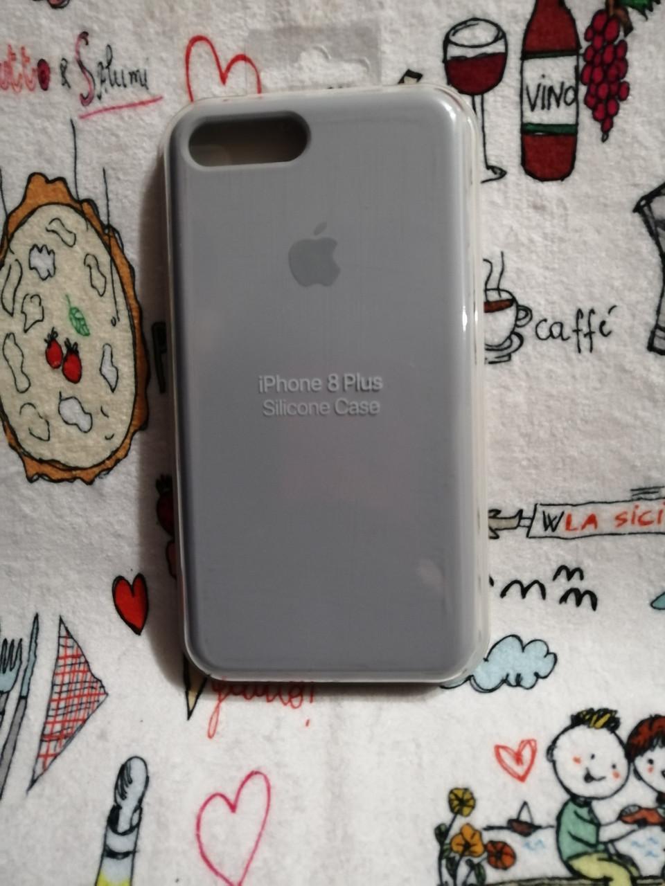 Силиконовый чехол для Айфон 7 Plus / 8 Plus  Silicon Case Iphone 7+ / 8+ - Color 5