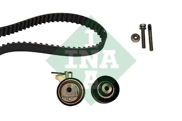 Ремкомплект ГРМ Citroen/Peugeot 1.4 16V 0831.V0 (производство INA) (арт. 530 0419 10), rqn1