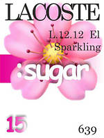 Духи 15 мл (639) версия аромата L.12.12 P El Sparkling Лакоста