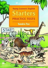 Young Learners English: Starters Practice Tests with Audio CD / Книга для детей