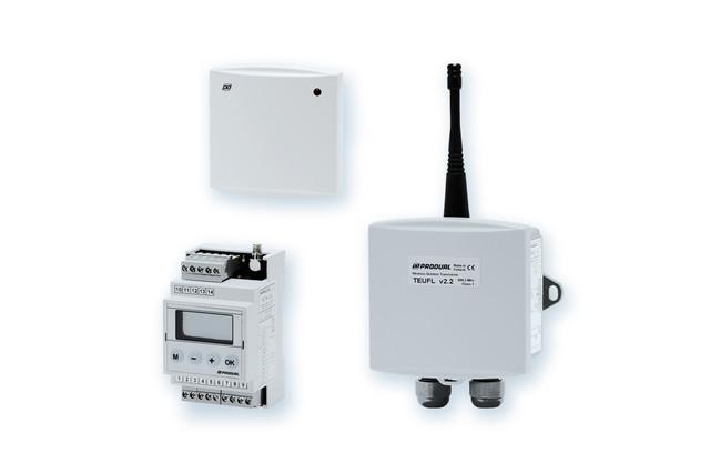 Беспроводные датчики Produal 868 MHz