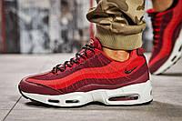 Кроссовки мужские 12761, Nike Aimax, красные, [ 44 ] р. 44-28,6см., фото 1
