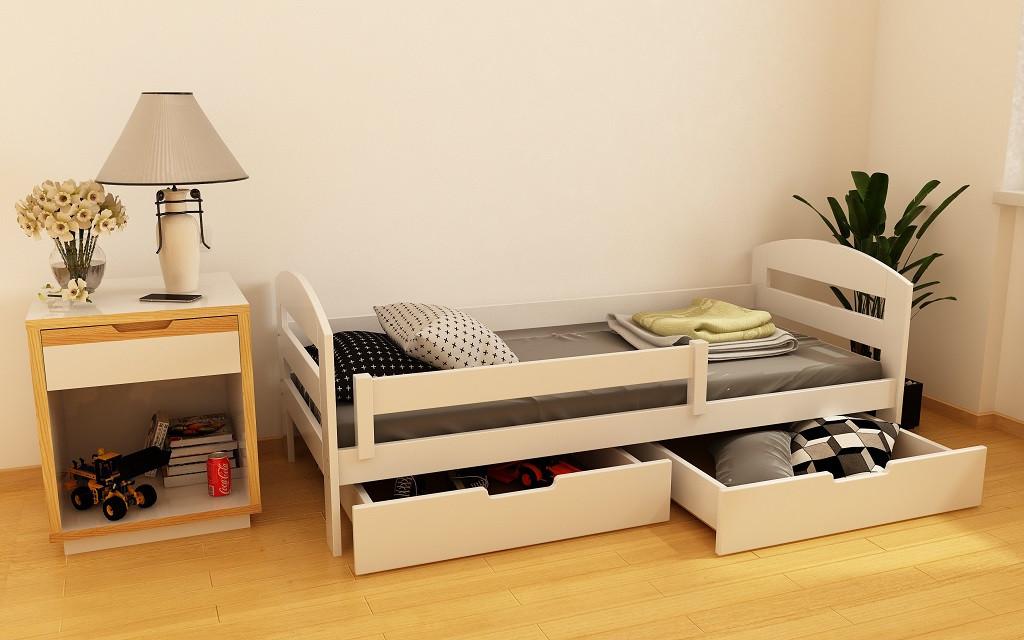 Кровать односпальная детская (подростковая) Винни LUNA