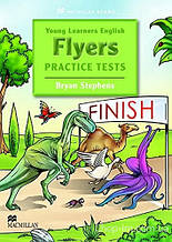 Книга Young Learners English: Flyers Practice Tests with Audio CD: Bryan Stephens  / Macmillan