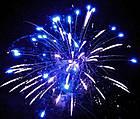 Салют SEXY BLUE 49 выстрелов 20 калибр   Фейерверк MC139 Maxsem, фото 6
