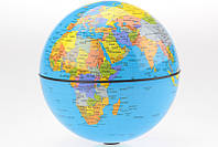 Глобус вращающийся Вокруг света, 15 см