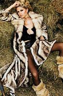 Кто носит норковые шубы. Шэрон Стоун, Деми Мур, Голди Хоун, Мадонна предпочитают носить норку