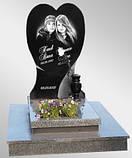 Изготовление памятников на двоих, фото 2