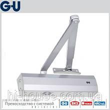 Доводчик GU OTS 430 (коленная тяга) серебро