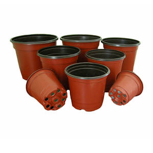 Горщики та контейнери для рослин