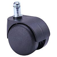 Ролик D50 B10 черный (пластик) / Сервис