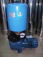 Итальянский компактный гидрофор 3CPm80E (бесшумный) - 8л