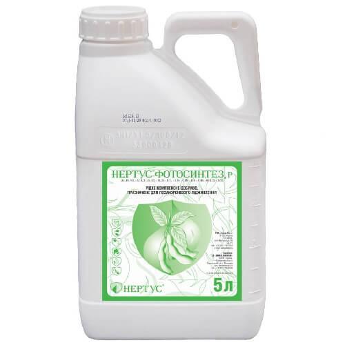 Удобрение Нертус фотосинтез 5 л