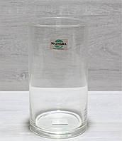 Ваза Цилиндр стеклянная D = 110мм  H = 210мм