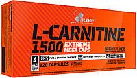 L-carnitine 1500 Extreme Mega Caps Olimp (120 капс.)